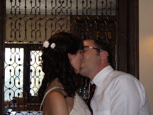La boda de Julián y Elsie  en Pueblo Navacerrada, Madrid 1