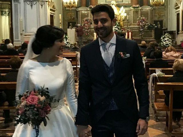 La boda de Kico y Nerea en Chiva, Valencia 1