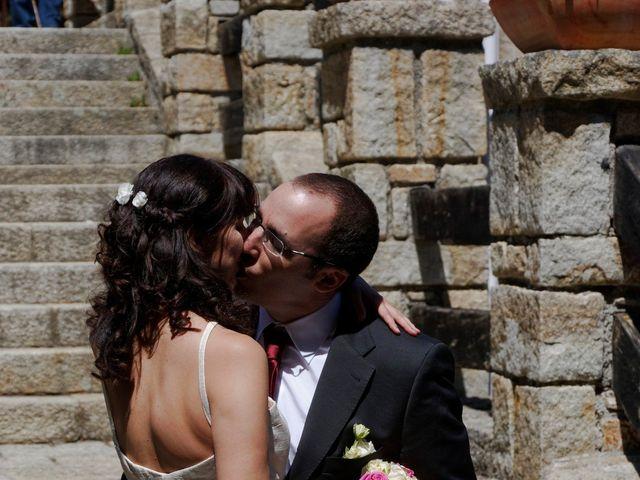 La boda de Julián y Elsie  en Pueblo Navacerrada, Madrid 7