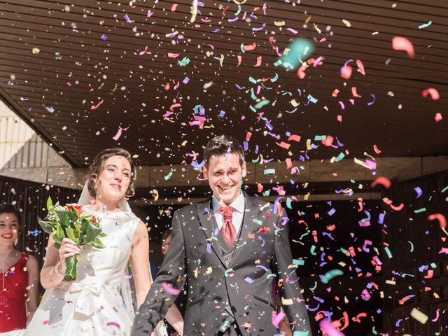 La boda de Daniel y Virginia en Madrid, Madrid 1