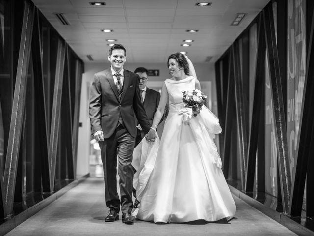 La boda de Daniel y Virginia en Madrid, Madrid 15
