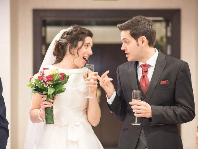 La boda de Daniel y Virginia en Madrid, Madrid 17