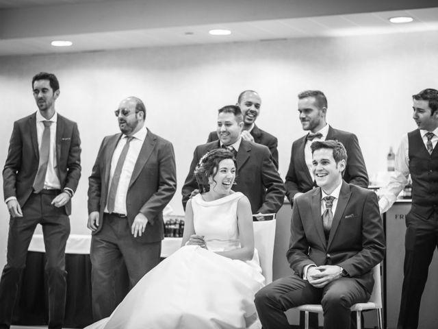 La boda de Daniel y Virginia en Madrid, Madrid 18