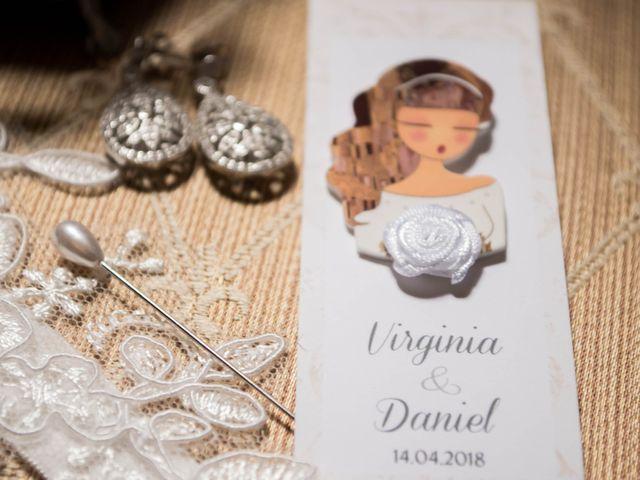 La boda de Daniel y Virginia en Madrid, Madrid 26