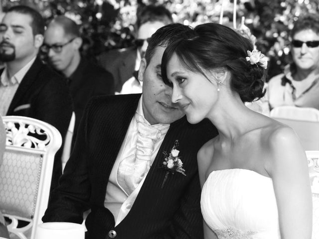 La boda de Marcos y Paula en Mondariz (Balneario), Pontevedra 2