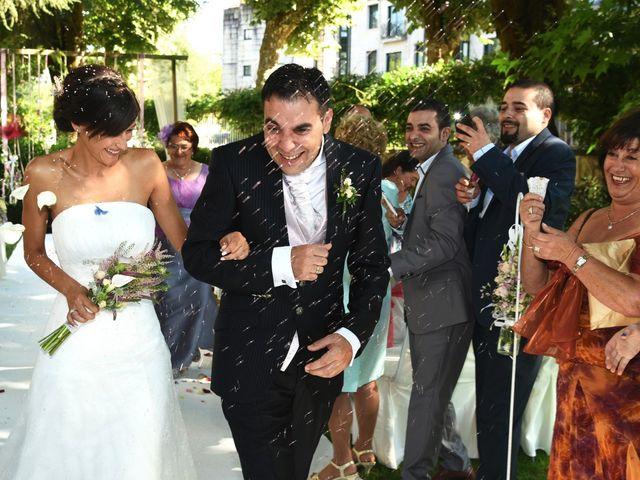 La boda de Marcos y Paula en Mondariz (Balneario), Pontevedra 3