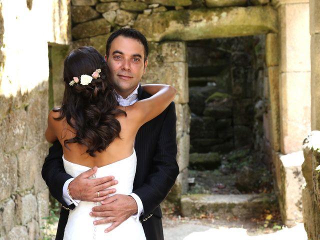 La boda de Marcos y Paula en Mondariz (Balneario), Pontevedra 5