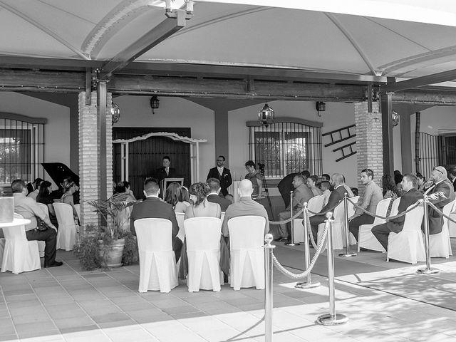 La boda de Juan Antonio y Fany en Chiclana De La Frontera, Cádiz 6