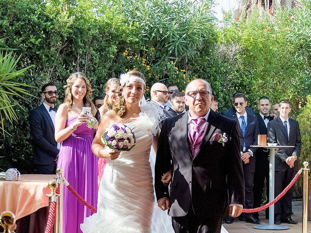 La boda de Juan Antonio y Fany en Chiclana De La Frontera, Cádiz 7