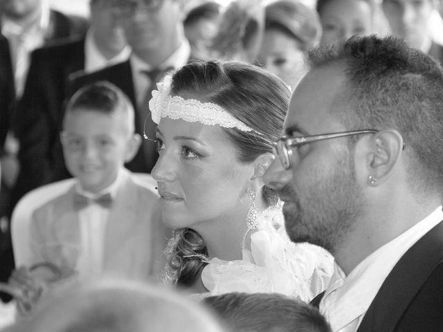 La boda de Juan Antonio y Fany en Chiclana De La Frontera, Cádiz 8