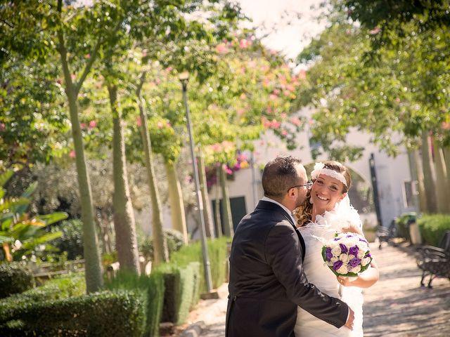 La boda de Juan Antonio y Fany en Chiclana De La Frontera, Cádiz 1