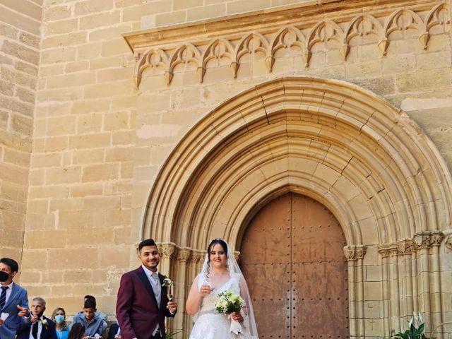 La boda de Gemma bastida  y Murilo de souza  en Os De Balaguer, Lleida 5