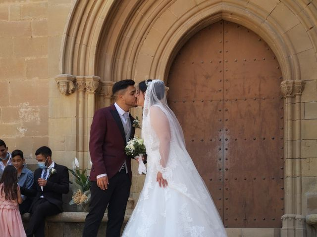 La boda de Murilo de souza  y Gemma bastida