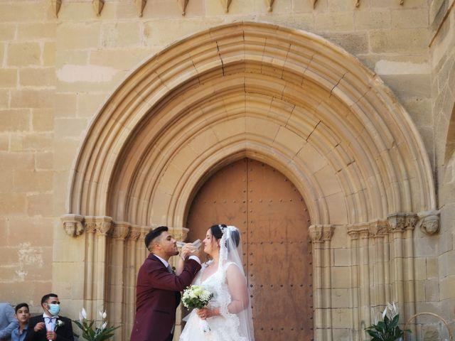 La boda de Gemma bastida  y Murilo de souza  en Os De Balaguer, Lleida 6