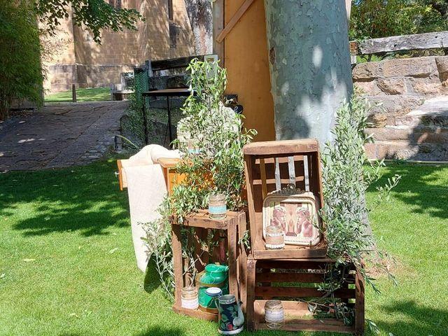 La boda de Gemma bastida  y Murilo de souza  en Os De Balaguer, Lleida 7