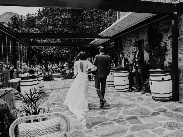 La boda de Mikel y Nerea en Atxondo, Vizcaya 36