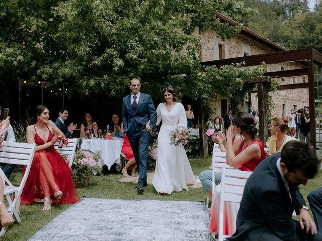 La boda de Mikel y Nerea en Atxondo, Vizcaya 37
