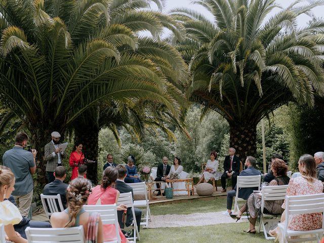 La boda de Mikel y Nerea en Atxondo, Vizcaya 40