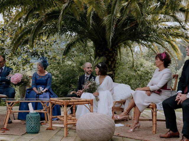 La boda de Mikel y Nerea en Atxondo, Vizcaya 41