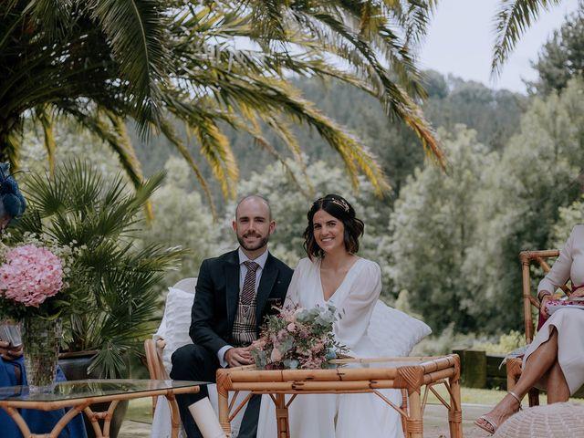 La boda de Mikel y Nerea en Atxondo, Vizcaya 42