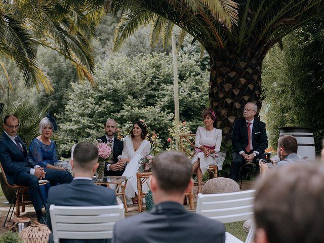 La boda de Mikel y Nerea en Atxondo, Vizcaya 44