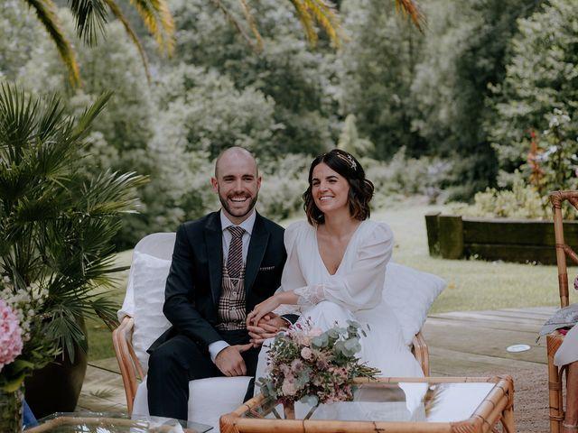 La boda de Nerea y Mikel