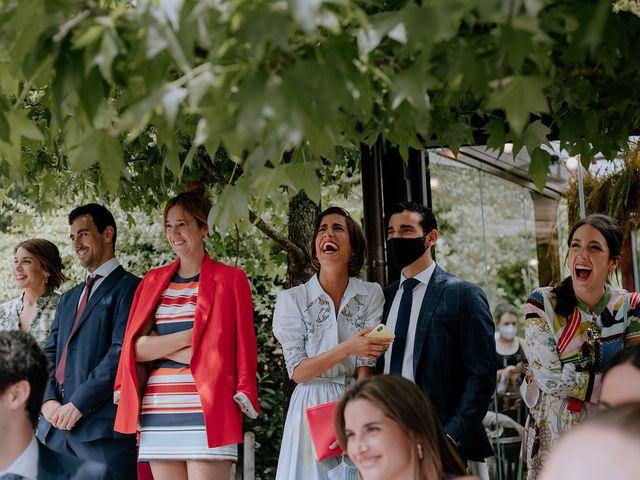 La boda de Mikel y Nerea en Atxondo, Vizcaya 45