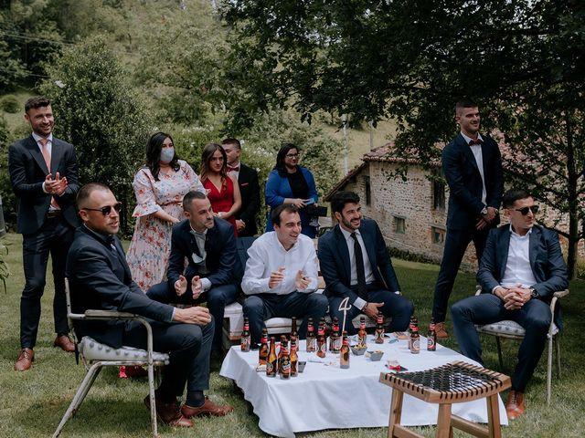 La boda de Mikel y Nerea en Atxondo, Vizcaya 46