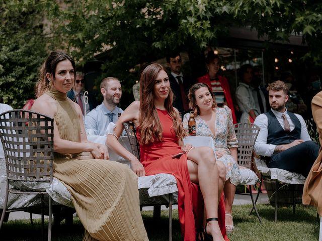 La boda de Mikel y Nerea en Atxondo, Vizcaya 47