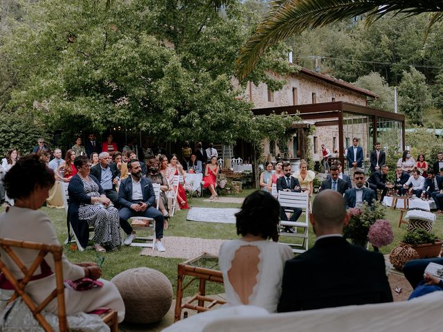 La boda de Mikel y Nerea en Atxondo, Vizcaya 48