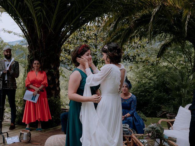 La boda de Mikel y Nerea en Atxondo, Vizcaya 49