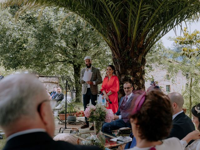 La boda de Mikel y Nerea en Atxondo, Vizcaya 50