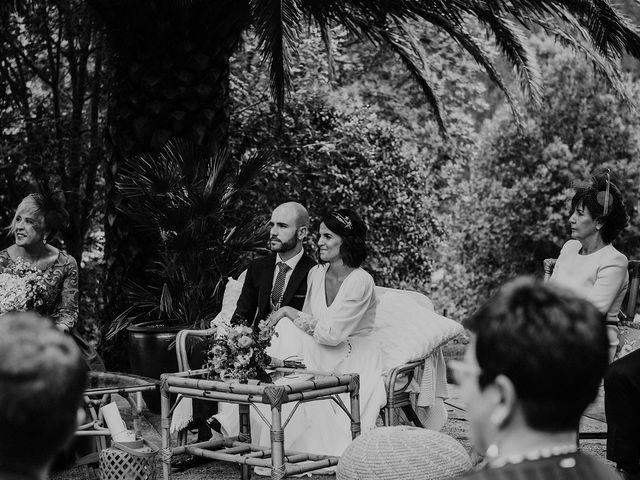 La boda de Mikel y Nerea en Atxondo, Vizcaya 51