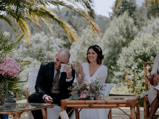 La boda de Mikel y Nerea en Atxondo, Vizcaya 52