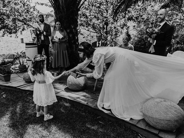 La boda de Mikel y Nerea en Atxondo, Vizcaya 53