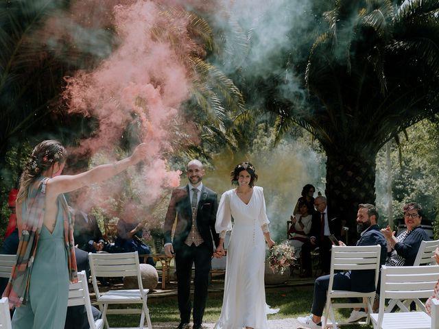 La boda de Mikel y Nerea en Atxondo, Vizcaya 54