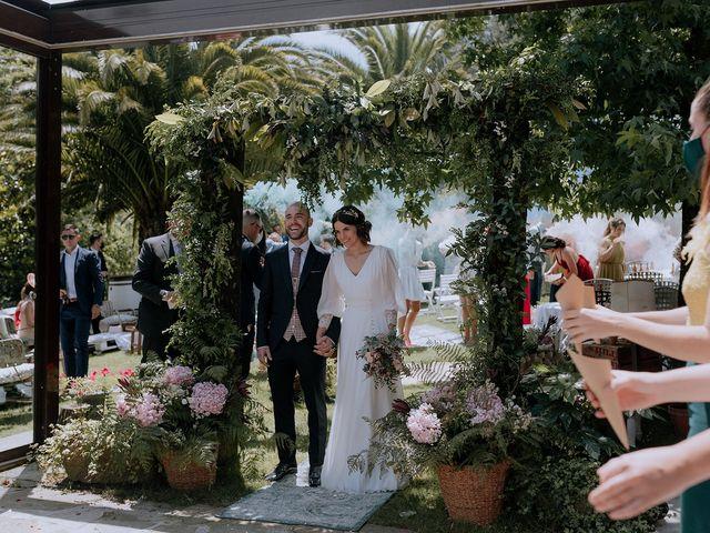 La boda de Mikel y Nerea en Atxondo, Vizcaya 55