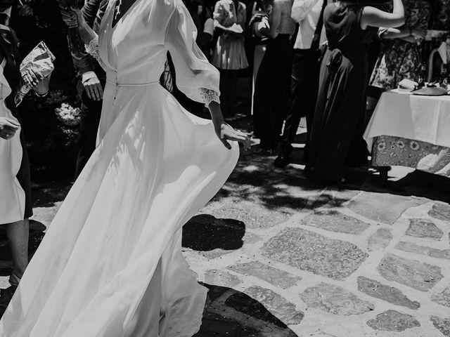 La boda de Mikel y Nerea en Atxondo, Vizcaya 56