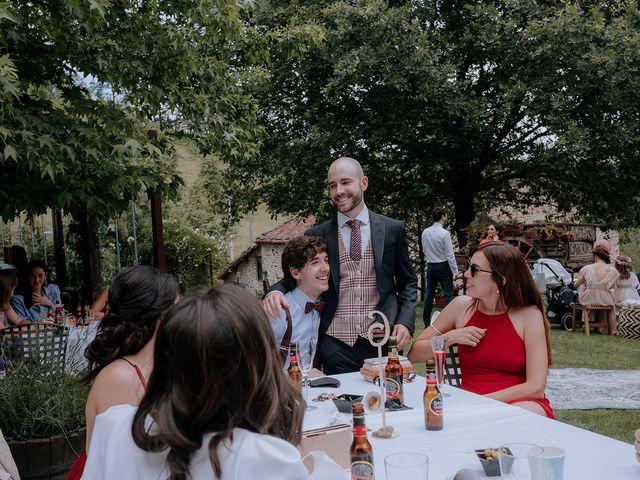 La boda de Mikel y Nerea en Atxondo, Vizcaya 57