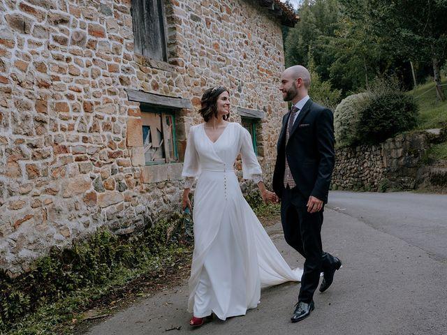 La boda de Mikel y Nerea en Atxondo, Vizcaya 61