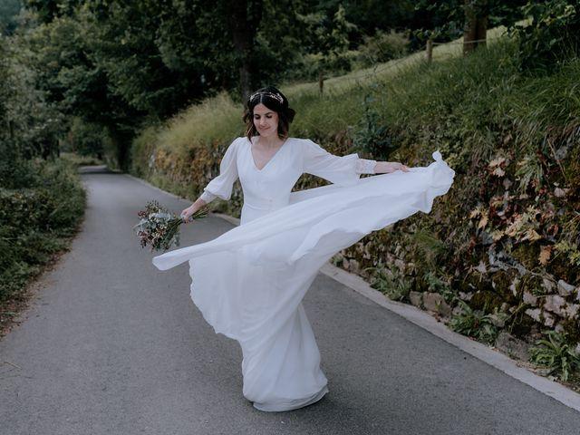 La boda de Mikel y Nerea en Atxondo, Vizcaya 64