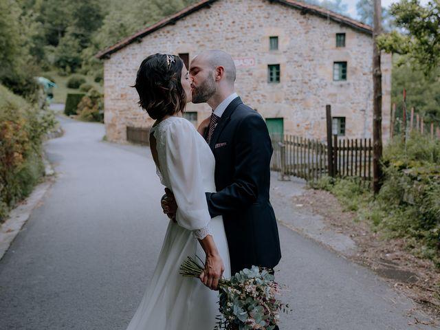 La boda de Mikel y Nerea en Atxondo, Vizcaya 67