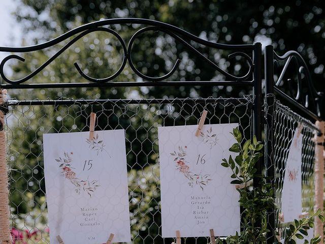 La boda de Mikel y Nerea en Atxondo, Vizcaya 71