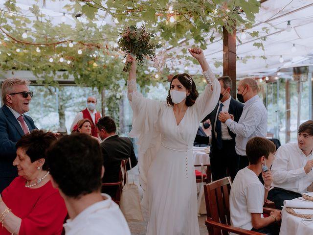 La boda de Mikel y Nerea en Atxondo, Vizcaya 78