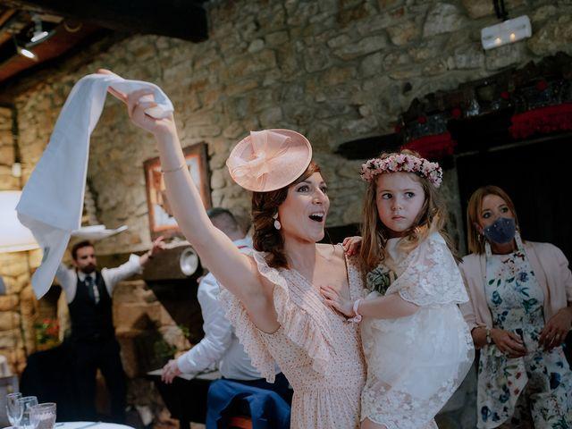 La boda de Mikel y Nerea en Atxondo, Vizcaya 79