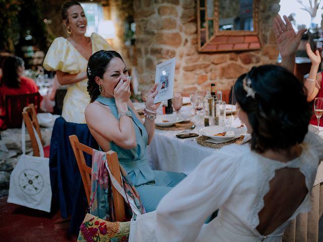 La boda de Mikel y Nerea en Atxondo, Vizcaya 82