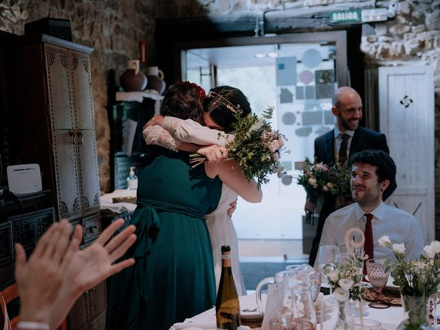 La boda de Mikel y Nerea en Atxondo, Vizcaya 84