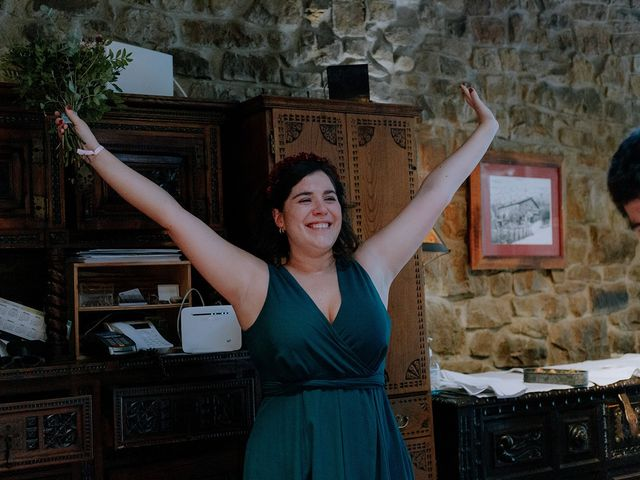 La boda de Mikel y Nerea en Atxondo, Vizcaya 85