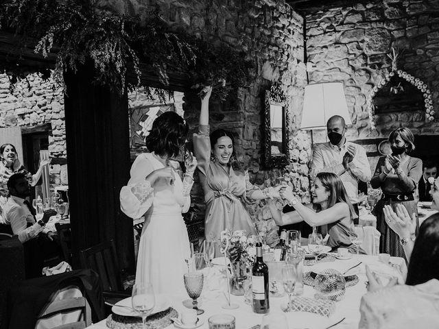 La boda de Mikel y Nerea en Atxondo, Vizcaya 86