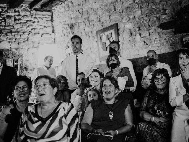 La boda de Mikel y Nerea en Atxondo, Vizcaya 87